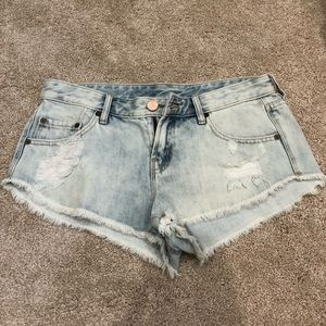 Urban outfitters low rise shorts